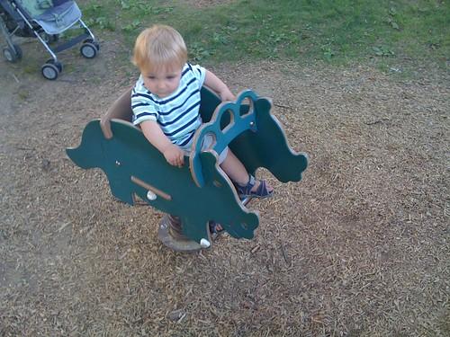 Dino-ridin'
