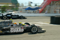 Dan Wheldon vs. Richard Antinucci