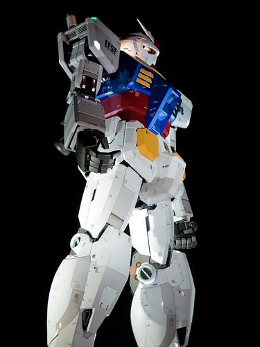 Odaiba Gundam お台場ガンダム