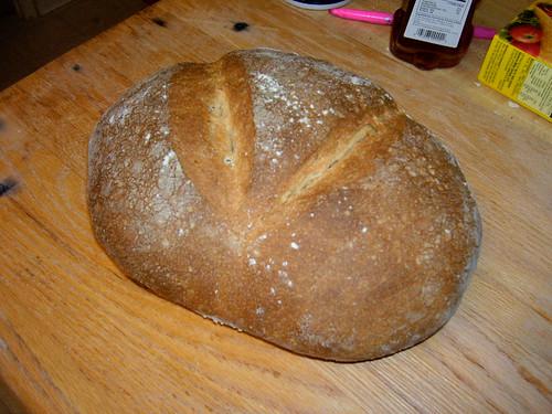 Soft Crust Loaf