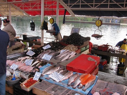 riverfront fish market