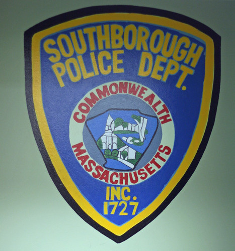 Southborough Police seal