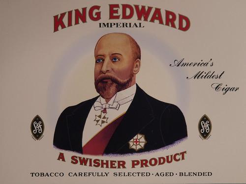 Reflejos Difusos - King Edward
