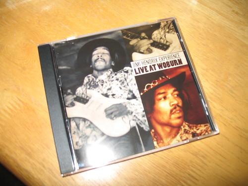 Hendrix CD arrived!