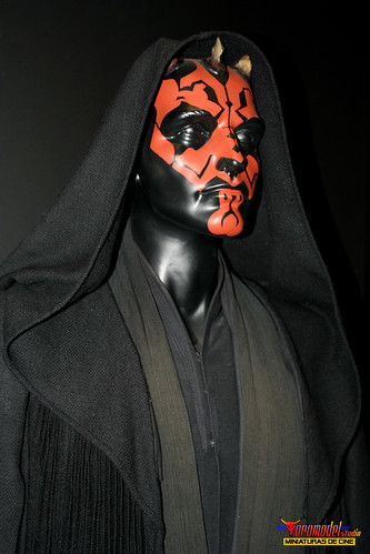 Star Wars The Exhibition Madrid - Darth Maul (2)