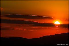 20090713_9107 (Lino Sgaravizzi ) Tags: sunset natura tramonti sole rosso paesaggi naturesfinest valtiberina theunforgettablepictures vosplusbellesphotos magicunicornverybest