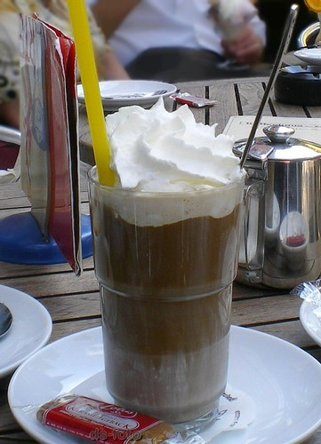 Eiskaffee :: iced coffee