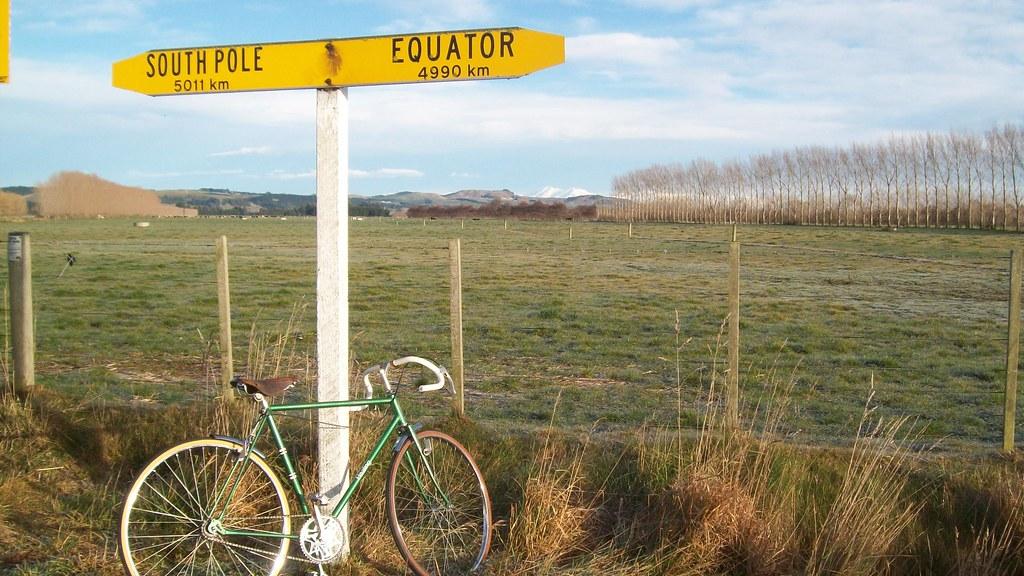Healing fixed gear - green bike -  019