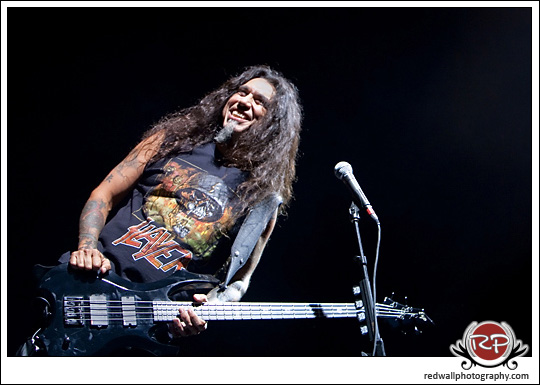 Slayer @ Mayhem Fest