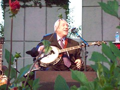 Earl Scruggs with Family and Friends in Grand Rapids, MI #6