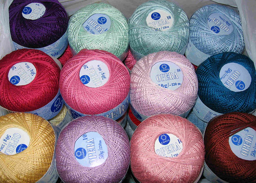 Crochet Thread Sizes : Alfa img - Showing > Crochet Thread Size 3