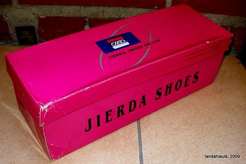 Unos zapatos de Jierda
