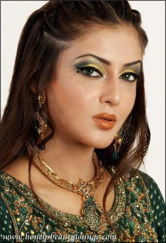 Bridal Makeup Indian. Pakistani / Indian Bridal make