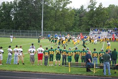Flat Rock v. Ida - JV Football