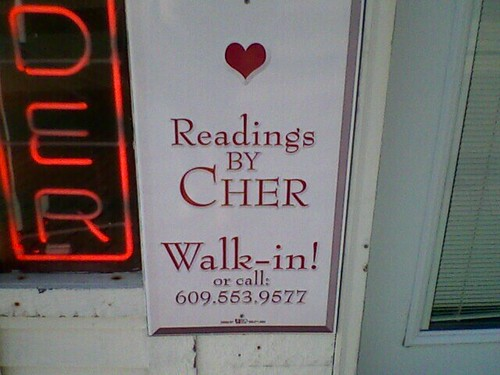 Readings by Cher!