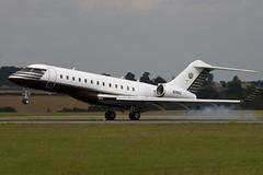N288Z - Chamarac Inc - Bombardier BD-700-1A10 Global Express (BD-700) - Luton - 090817 - Steven Gray - IMG_9129