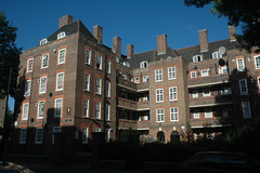 Lilestone Estate NW8 (Jamie Barras) Tags: uk 1920s england building london architecture century flats council block 20th  nw8