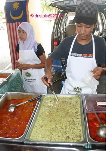 laksa kuala kangsar. Kuala Kangsar sahaja.