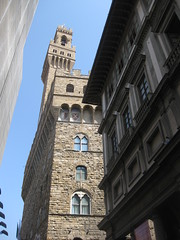 Uffizi/Palazzo Vecchio (the_negative_space) Tags: italy museum florence uffizi