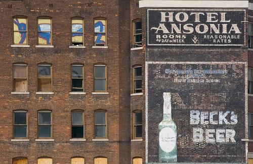 grasshopper - hotel ansonia