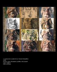 8x10 mate 5 (manologaribay) Tags: portrait woman color art textura painting paint arte faces expression objetos retratos caras cuerpos visual mujeres lugar figurative pintura espacio limits desnudos cages limite rostros encierro fuerza plastica expresin artecontemporaneo trao artesplasticas artevisuales
