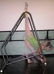 Arabesque Penche (StretchGym) Tags: composite action stretch gym penche