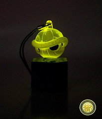 Chaveiro Koopa Tropa Verde (lojageekworld) Tags: geek chaveiro geekworld