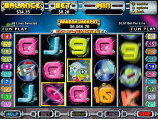Outta This World slot game online review