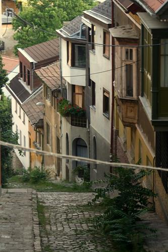 Gül Baba street, Budapest