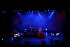 Stage lights (kjeik) Tags: blue concert stage livemusic konsert bl stagelights mezzoforte lillestrmkultursenter
