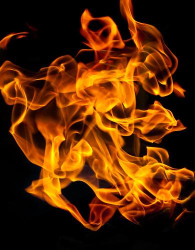 Imaginative Flames