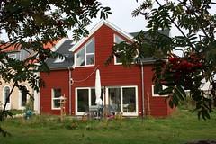New-ish house (Alda Kalda) Tags: climatechange ecovillage dyssekilde think2