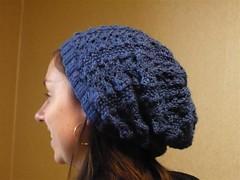 Joelle's Chapeau (1) (purple_niko) Tags: hat toque joelle