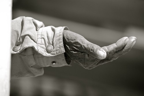 The Hand. Alex E. Proimos/Flickr