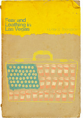 Fear and Loathing in Las Vegas (nategonz) Tags: typography book cover huntersthompson bookcover helvetica typo fearandloathinginlasvegas nategonz