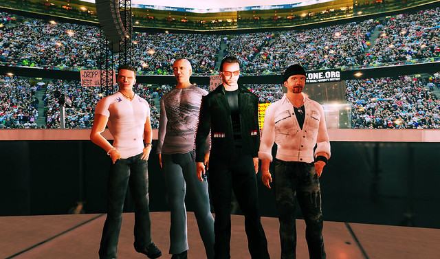 U2 in SL 360° 38 / DAY 2