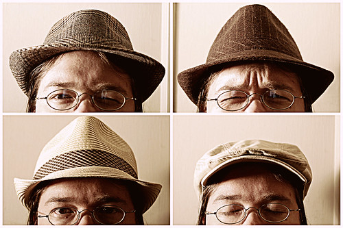186/365 - Hats