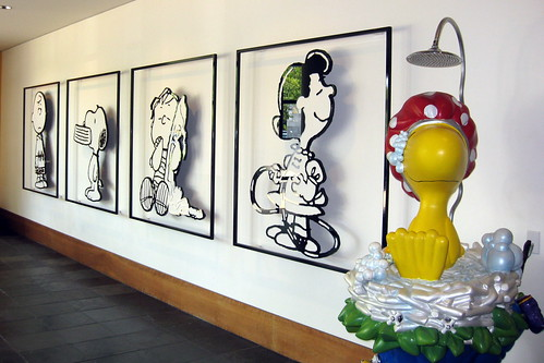 Santa Rosa Charles M. Schulz Museum and Research Center