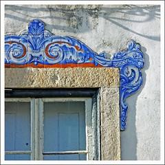 Lisbon window detail (Z Eduardo...) Tags: old urban detail portugal window wall architecture town europe lisboa lisbon style historic tiles janela decor