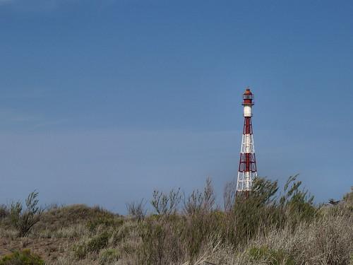 Faro Recalada a Bahía Blanca, Monte Hermoso, Argentina by katiemetz, on Flickr