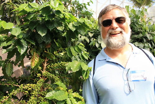 Gary and Coffee Plant