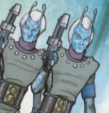 OW Andorian guards