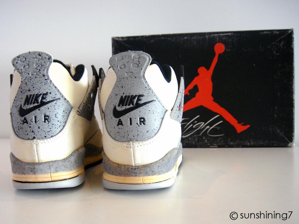 Nike Air Jordan IV 1989 [ IMG] [ IMG]