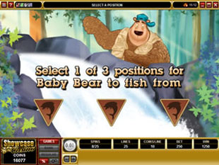 free Bearly Fishing free spins
