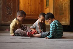chinese children by Joan Vila, on Flickr
