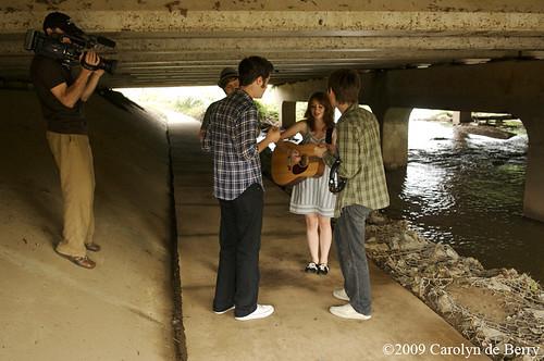 Emily Moore Band, Monkeywhale Productions