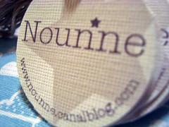 nounne - hang tags