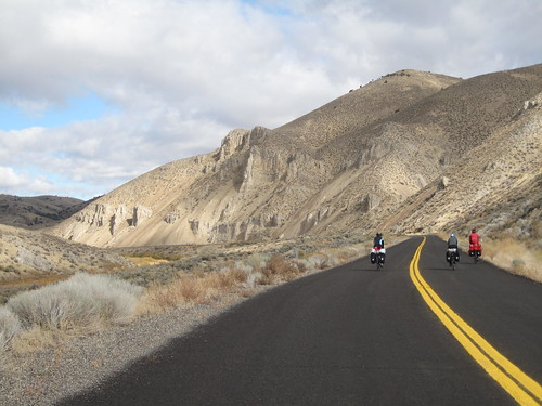 More riding in Nevada