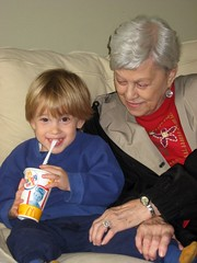 Alex and Grandma
