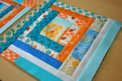 Sew new to me quilting bee - Blocks for Heather 2